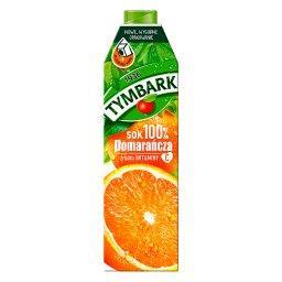 Sok 100% pomarańcza 1 l