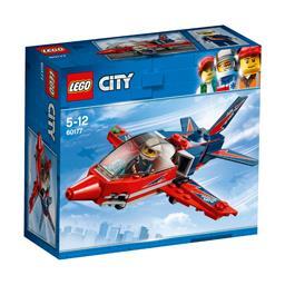 Klocki Lego City Odrzutowiec pokazowy 60177
