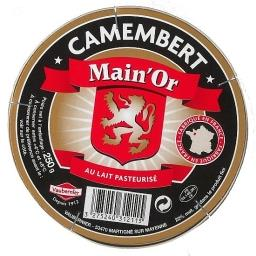Ser Camembert GLAD 250 g