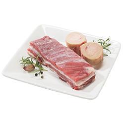 Zestaw rosołowy wołowy z kością