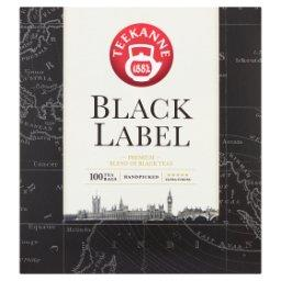 Black Label Herbata czarna 200 g