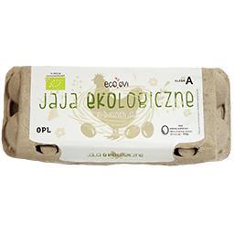 Jaja ekologiczne 10 sztuk