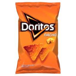 Nacho Chipsy kukurydziane o smaku serowym