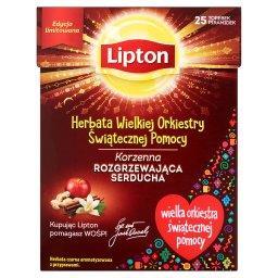 Herbata Wielkiej Orkiestry Świątecznej Pomocy Korzenna  (25 torebek)
