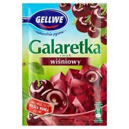 Galaretka smak wiśniowy