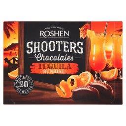 Shooters Tequila Sunrise Cukierki czekoladowe z doda...