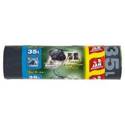 Magnum Worki na śmieci 35 l 15 sztuk