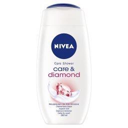 Care & Diamond Pielęgnujący żel pod prysznic
