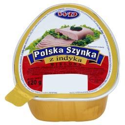 Polska Szynka z indyka mielona