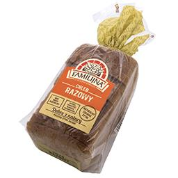 Chleb razowy 520g