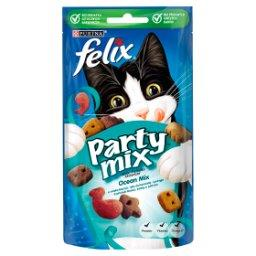 Party Mix Ocean Mix Łakocie o smaku łososia ryby dor...