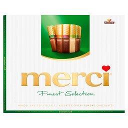 Finest Selection Kolekcja czekoladek z migdałami 250...