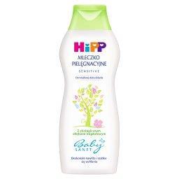 Babysanft Sensitive Mleczko pielęgnacyjne 350 ml