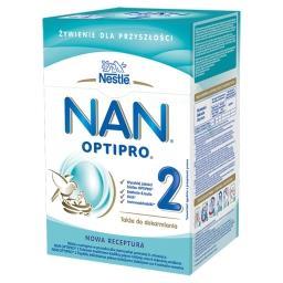 OPTIPRO 2 Mleko następne dla niemowląt powyżej 6. mi...
