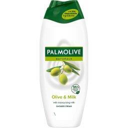 Naturals Olive&Milk, kremowy żel pod prysznic mleko ...