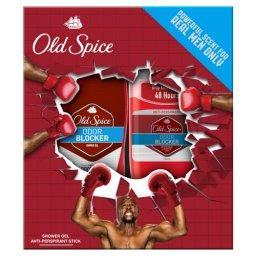 Odor Blocker Antyperspirant i dezodorant w sztyfcie 50 ml Żel pod prysznic 250 ml