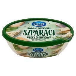 Smak Sezonu Filety śledziowe w sosie śmietanowym ze ...