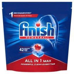 All in 1 Max Tabletki do mycia naczyń w zmywarce  (4...