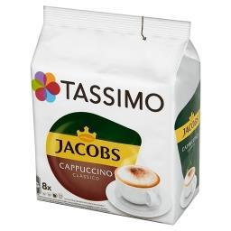 Jacobs Cappuccino Classico Kawa mielona 8 kapsułek i...