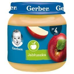 Jabłuszka dla niemowląt po 4. miesiącu
