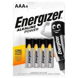 Alkaline Power AAA-LR03 1,5 V Baterie alkaliczne 4 s...