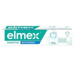 Elmex Sensitive Whitening Pasta do zębów z aminofluo...