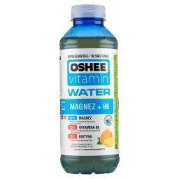 Vitamin Water Napój niegazowany o smaku cytryny poma...
