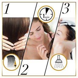 Intensywna Regeneracja 3w1 Szampon do włosów znisz...