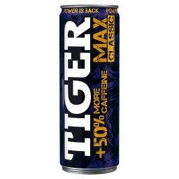 Max Classic Gazowany napój energetyzujący 250 ml