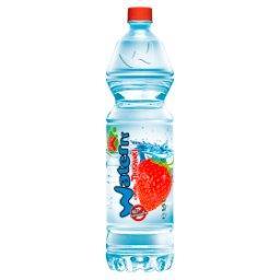 Waterrr Napój o smaku truskawki 1,5 l