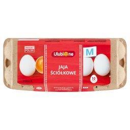 Jaja ściółkowe M 10 sztuk