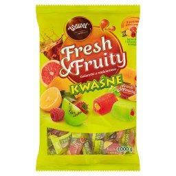 Fresh & Fruity Kwaśne Galaretki z nadzieniem