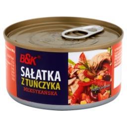 Sałatka z tuńczyka meksykańska