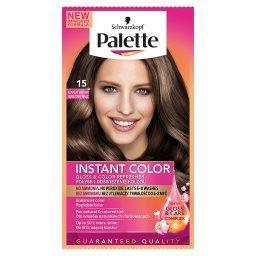 Instant Color Szampon koloryzujący Nugatowy brąz 15