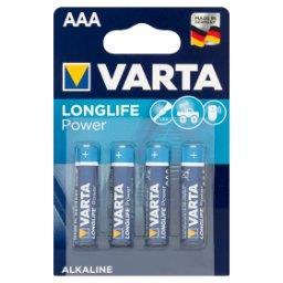 Longlife Power AAA LR03 1,5 V Bateria alkaliczna 4 s...