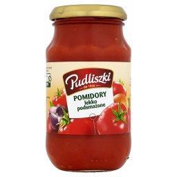 Pomidory lekko podsmażone