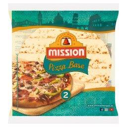 Podkład do pizzy pszenny  (2 sztuki)