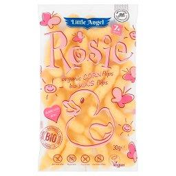 Rosie Ekologiczne pieczone chrupki kukurydziane