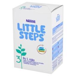 LITTLE STEPS 3 Mleko modyfikowane w proszku po 1. ro...