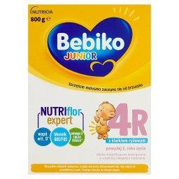 Junior 4R Mleko modyfikowane dla dzieci powyżej 2. roku życia 800 g