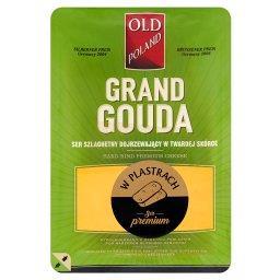 Ser Grand Gouda w plastrach
