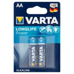 Longlife Power AA LR6 1,5 V Bateria alkaliczna 2 szt...