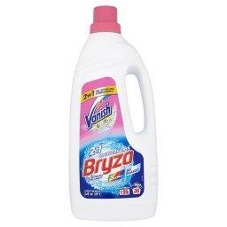 Vanish Ultra 2w1 Uniwersalny Żel do prania tkanin i odplamiacz 1,98 l