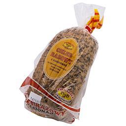 Chleb razowy z nasionami pakowany 450g