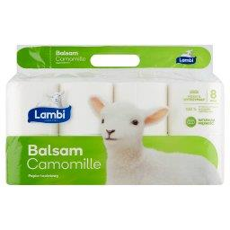 Balsam Camomille Papier toaletowy 8 rolek