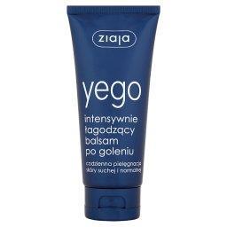 Yego Intensywnie łagodzący balsam po goleniu 75 ml