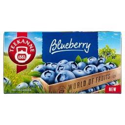 World of Fruits Blueberry Aromatyzowana mieszanka he...