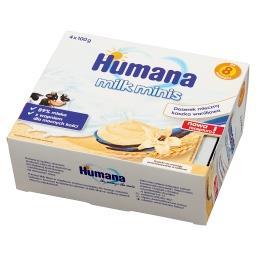 Milk Minis Deserek mleczny kaszka waniliowa po 8. miesiącu 400 g