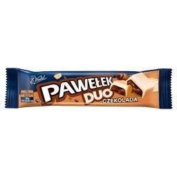 Pawełek Duo Batonik czekolada