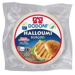 Halloumi Burgers 200g (4x50 g)